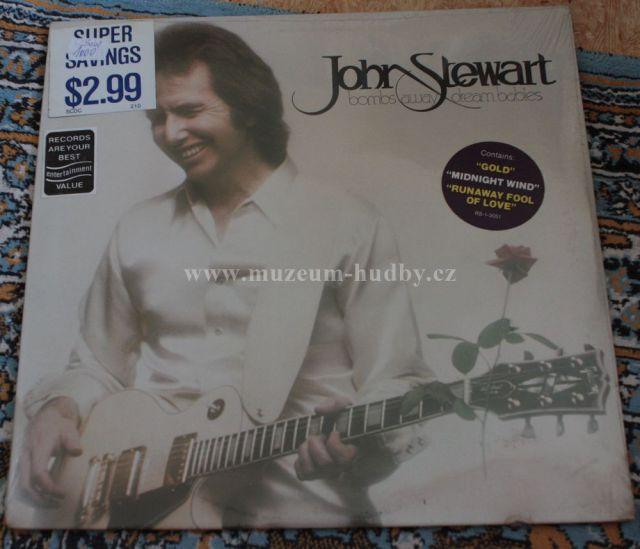 "John Stewart: Bomba Away Dream Babies - Vinyl(33"" LP)"