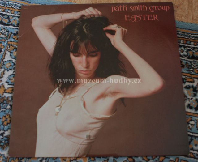 "Patti Smith Group: Easter - Vinyl(33"" LP)"