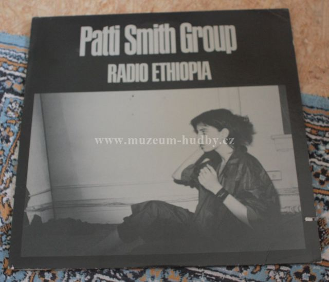 "Patti Smith Group: Radio Ethiopia - Vinyl(33"" LP)"