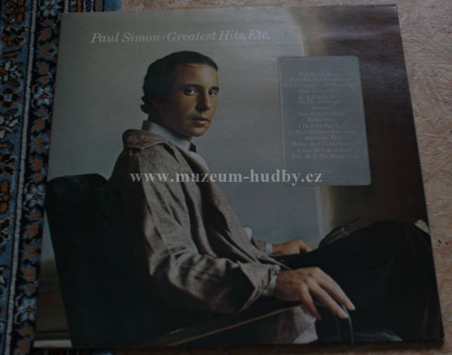 "Paul Simon: Greatest Hits, Etc - Vinyl(33"" LP)"