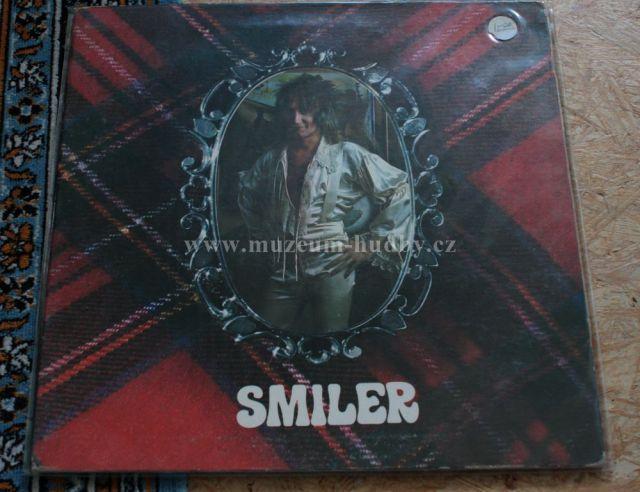 """Rod Stewart: Smiler - Vinyl(33"""" LP)"""