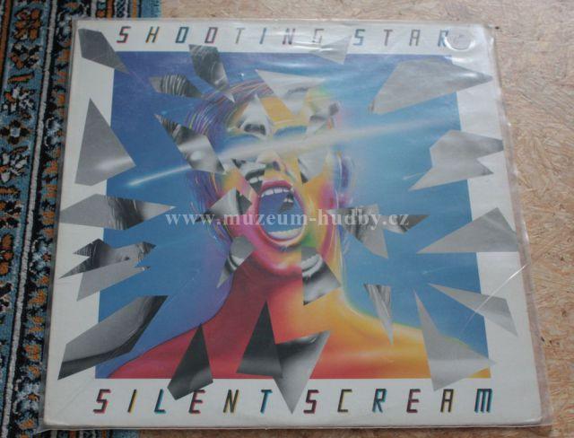 "Shoting Star: Silent Scream - Vinyl(33"" LP)"