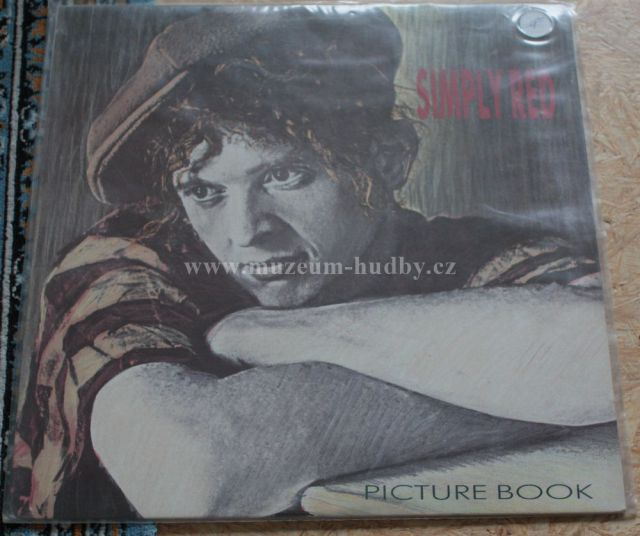 """Simply Red: Picture Book - Vinyl(33"""" LP)"""