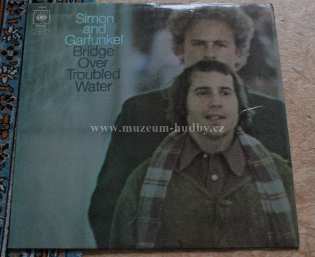 "Simon & Garfunkel: Bridge Over Troubled Water - Vinyl(33"" LP)"
