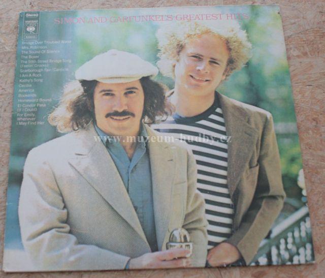 "Simon & Garfunkel: Simon and Garfunkel's Greatest Hits - Vinyl(33"" LP)"