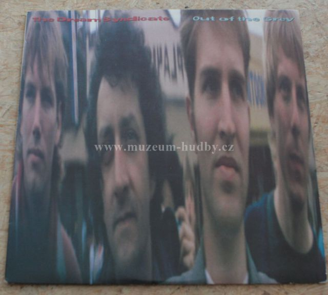 """The Dream Syndicate: Out of the Grey - Vinyl(33"""" LP)"""