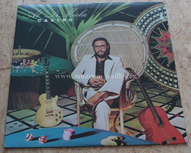 "Al Di Meola: Casino - Vinyl(33"" LP)"