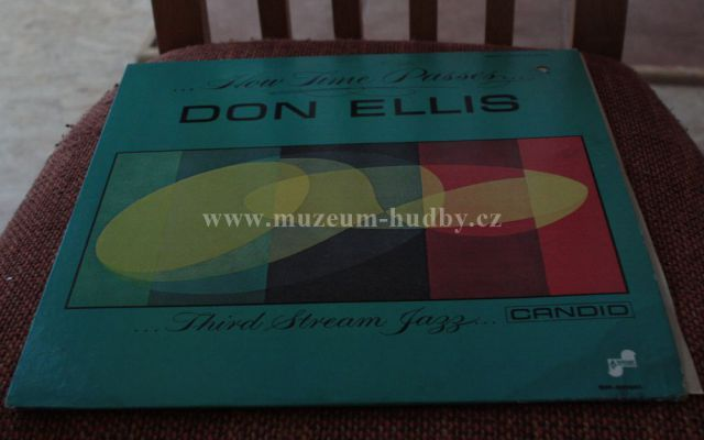 "Don Ellis: ...How Time Passes... - Vinyl(33"" LP)"