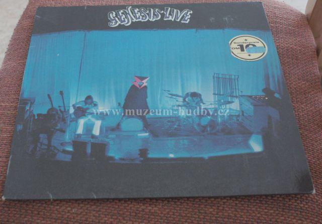 """Genesis: Genesis Live - Vinyl(33"""" LP)"""