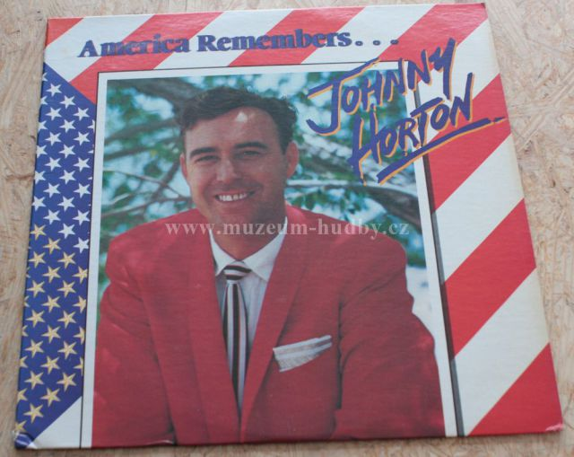 "Johnny Horton: American Remembers... - Vinyl(33"" LP)"