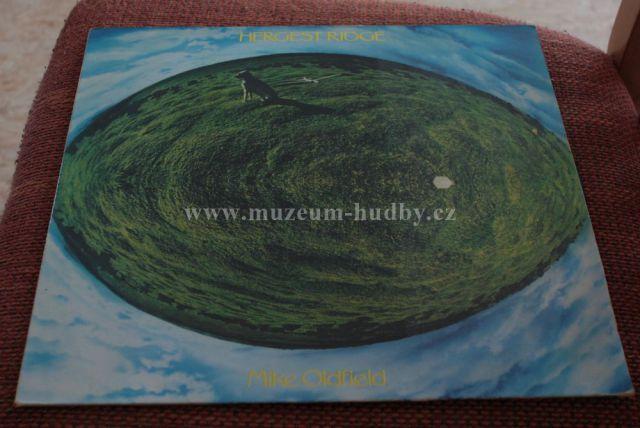 """Mike Oldfield: Hergest Ridge - Vinyl(33"""" LP)"""