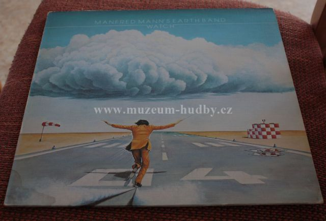 "Manfred Mann's Earth Band: Watch - Vinyl(33"" LP)"