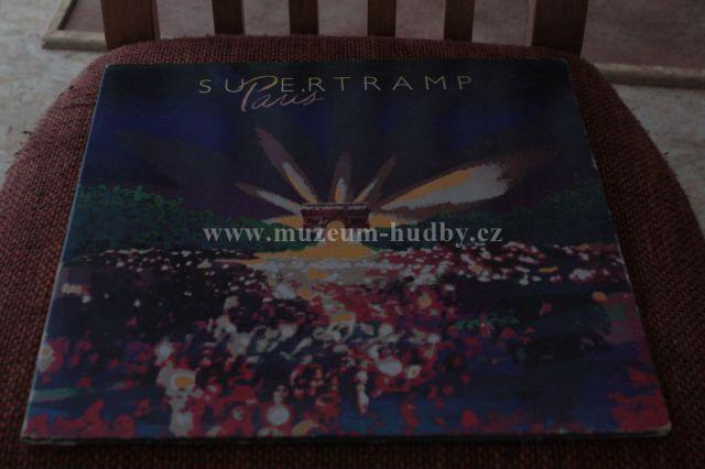 """Supertramp: Paris - Vinyl(33"""" LP)"""