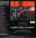 B.B.KING / PATTI  LA BELLE / THELMA HOUSTON / MARVIN  GAY / THE FOUR TOPS-INTO THE NIGHT
