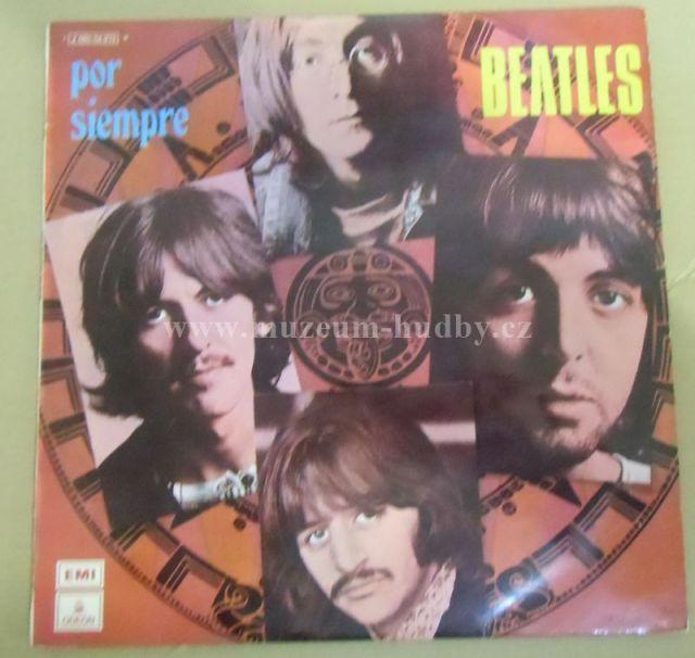 "Beatles: Por Siempre Beatles - Vinyl(33"" LP)"