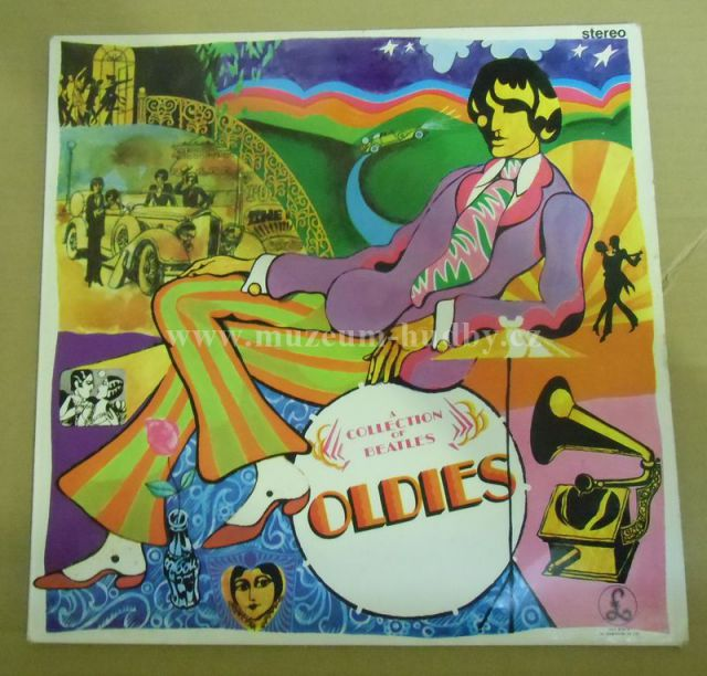 "Beatles: A Collection Of Beatles Oldies - Vinyl(33"" LP)"