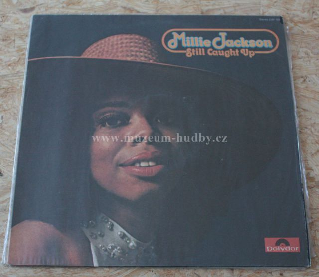 "Millie Jackson: Still Caught Up - Vinyl(33"" LP)"