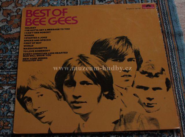 """Bee Gees: Best of Bee Gees - Vinyl(33"""" LP)"""