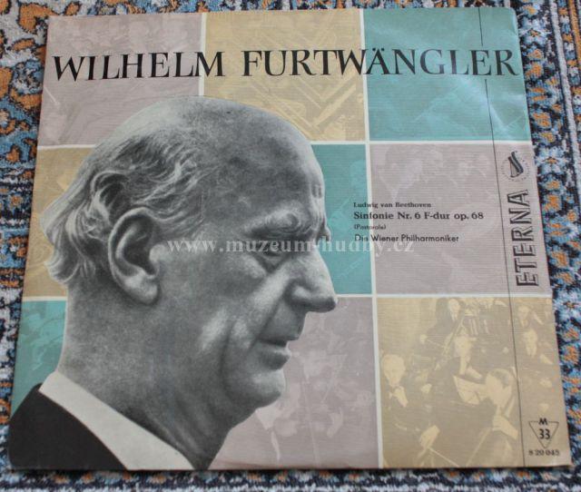 """Ludwig van Beethoven - Die Wiener Philharmoniker, Wilhelm Furtwängler: Sinfonie Nr. 6 F-Dur Op. 68 (Pastorale) - Vinyl(33"""" LP)"""