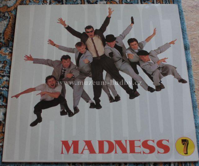 "Madness: 7 - Vinyl(33"" LP)"