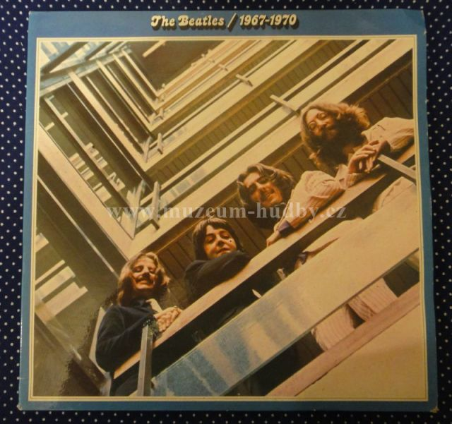 "Beatles: 1967-1970 - Vinyl(33"" LP)"