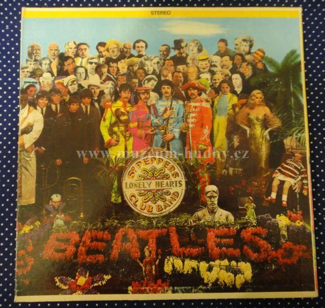 "Beatles: Sgt.Pepper's - Vinyl(33"" LP)"