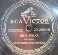 Bill Boyd And His Cowboy Ramblers-Oklahoma Bound / Jim's Polka