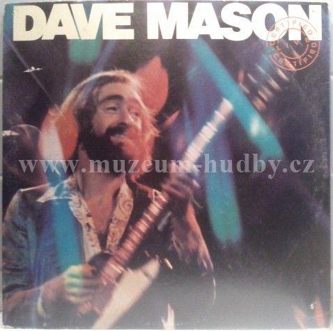 dave mason certified live album