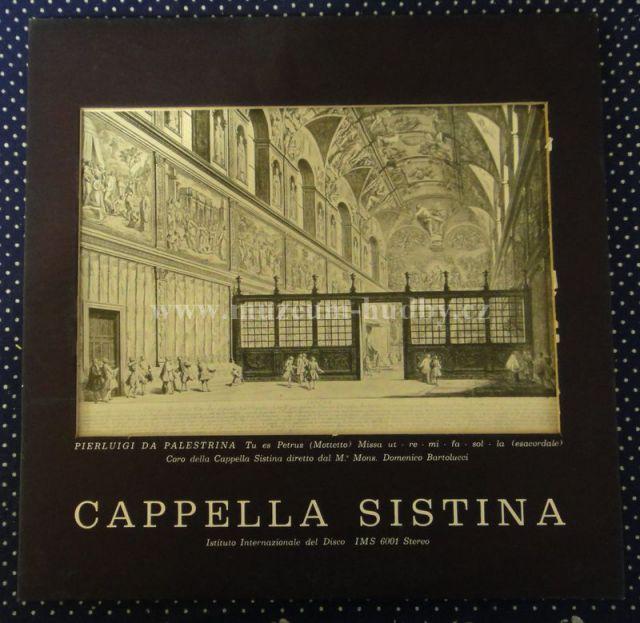 "Giovanni Pierluigi da Palestrina: Missa Ut-Re-Mi-Fa-sOL-La - Vinyl(33"" LP)"