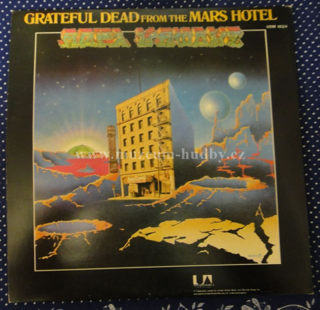 Grateful Dead Wake Of The Flood From The Mars Hotel
