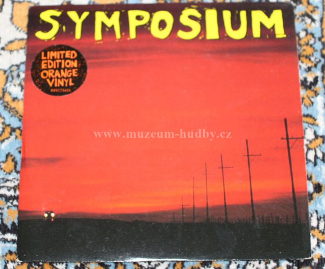 Symposium Limited Edition Orange Vinyl Farewell To