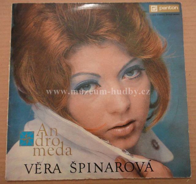 """Věra Špinarová: Andromeda - Vinyl(33"""" LP)"""