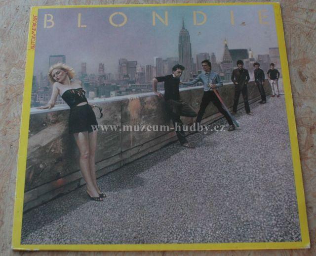 """Blondie: Autoamerican - Vinyl(33"""" LP)"""