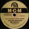 Billy Eckstine And George Shearing-Taking A Chance On Love / You're Driving Me Crazy!