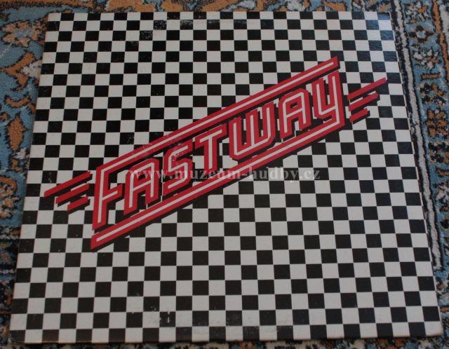 "Fastway: Fastway - Vinyl(33"" LP)"