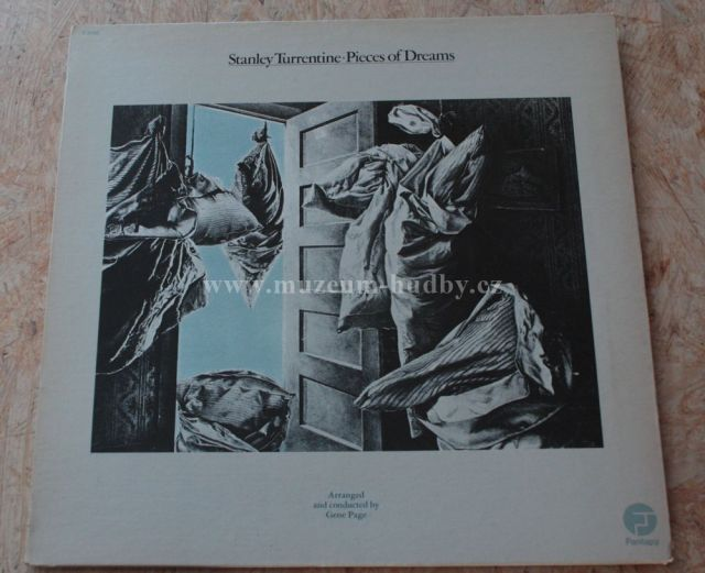 "Stanley Turrentine: Pieces of Dreams - Vinyl(33"" LP)"