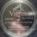 Tommy Dorsey And His Orchestra-At The Fat Man's / Chloe