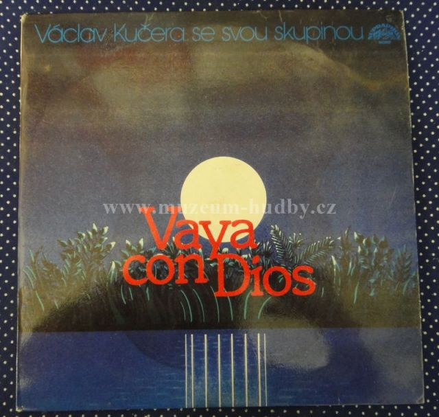 "Václav Kučera: Vaya con Dios - Vinyl(33"" LP)"