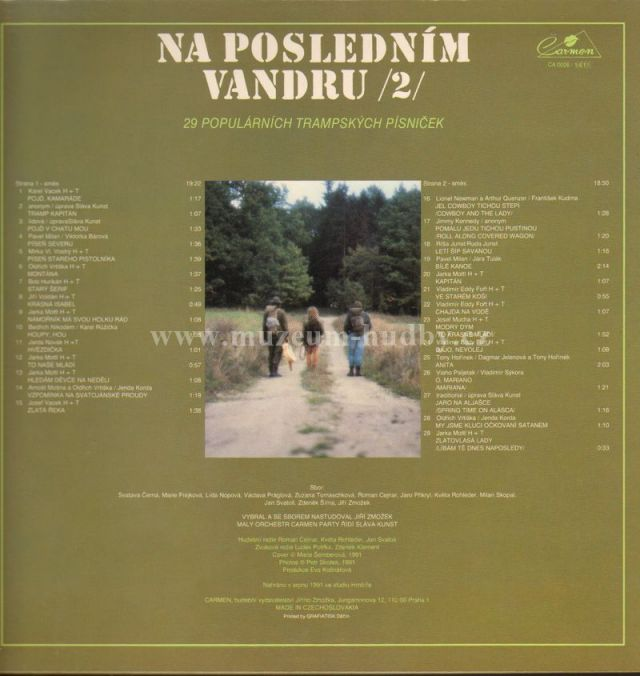 Na Poslednim Vandru 2 Na Poslednim Vandru 2 Online Vinyl