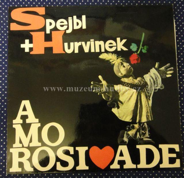 "Spejbl & Hurvínek: Amoroside - Vinyl(33"" LP)"