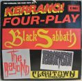Black Sabbath, Claytown Troupe, Terrorvision, Beyond, The-Kerrang! Four-Play