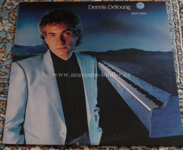 Dennis Deyoung Desert Moon Online Vinyl Shop