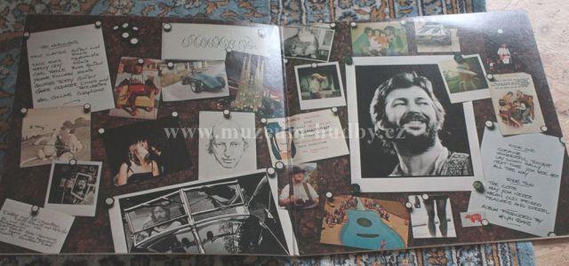 Eric Clapton Slowhand Online Vinyl Shop Gramofonov 233 Desky