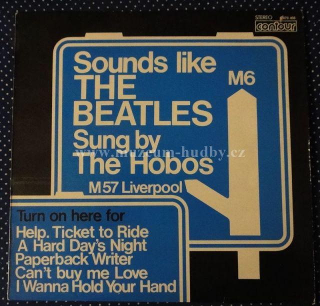 "HOBOS [Beatles]: SOUNDS LIKE THE BEATLES - Vinyl(33"" LP)"