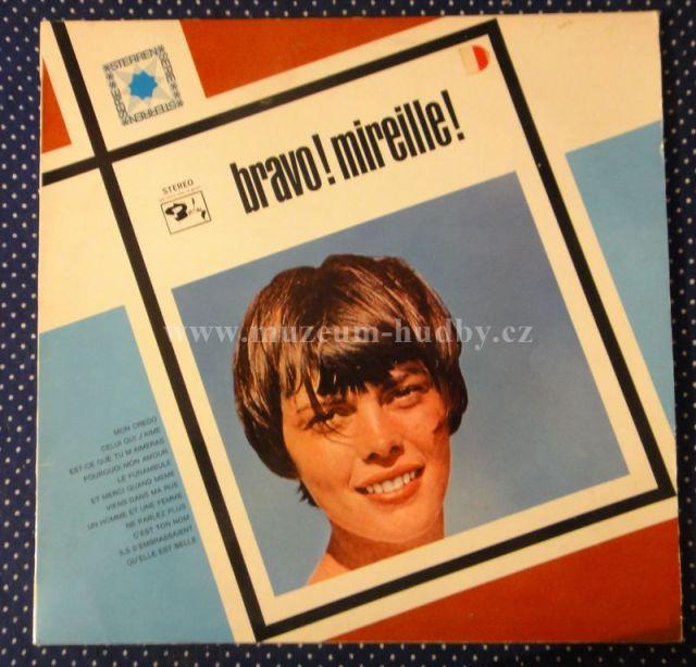 "Mireille Mathieu: Bravo! Mireille! - Vinyl(33"" LP)"