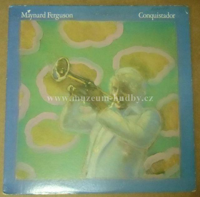 """Maynard Ferguson [ROCKY,STAR TREK]: Conquistador - Vinyl(33"""" LP)"""