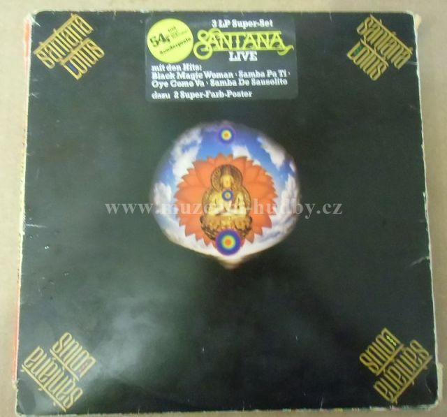 "Santana: Lotus - Vinyl(33"" LP)"