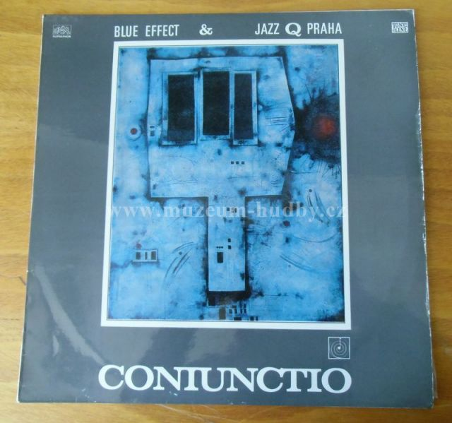 Blue Effect Jazz Q Praha Coniunctio