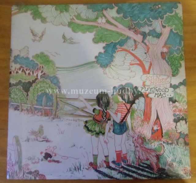 "Fleetwood Mac [seal,zalepena]: Kiln House - Vinyl(33"" LP)"