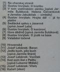 GUSTAV IMRYSEK / JOSEF LEBANEK / JARMILA SULAKOVA / HELENA CERVENKOVA / JAROSLAV JAKUBICEK / JOSEF LAZA  / JARMILA STARA / KACERI-HRAJTE DÁL, JÁ TO PLATÍM